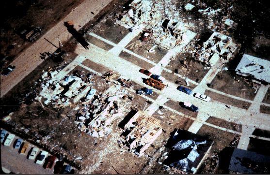 December 3 1978 Bossier City F4 Tornado
