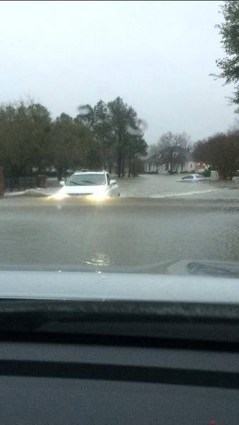 River Oaks subdivision of Monroe, LA.