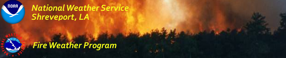 NWS Shreveport Fire Weather Program