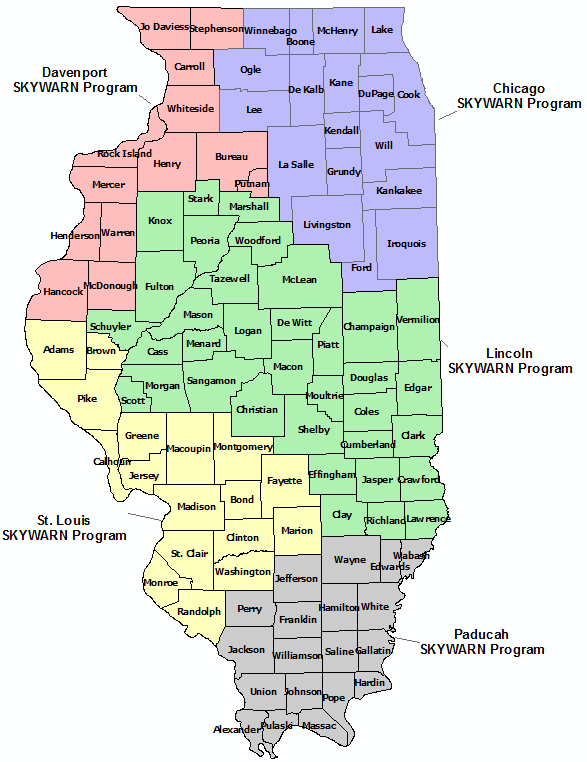 Illinois Skywarn Program