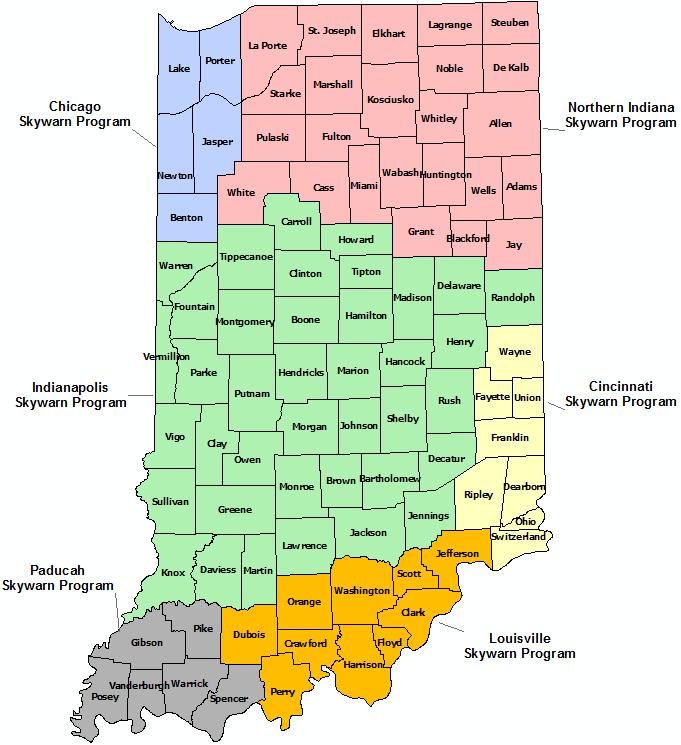 Indiana Skywarn Program