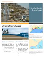 NHC Introduction to Storm Surge - English