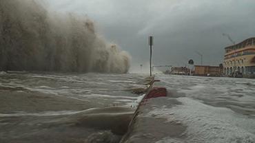 NOS Ocean Today - Hurricane Storm Surge Video