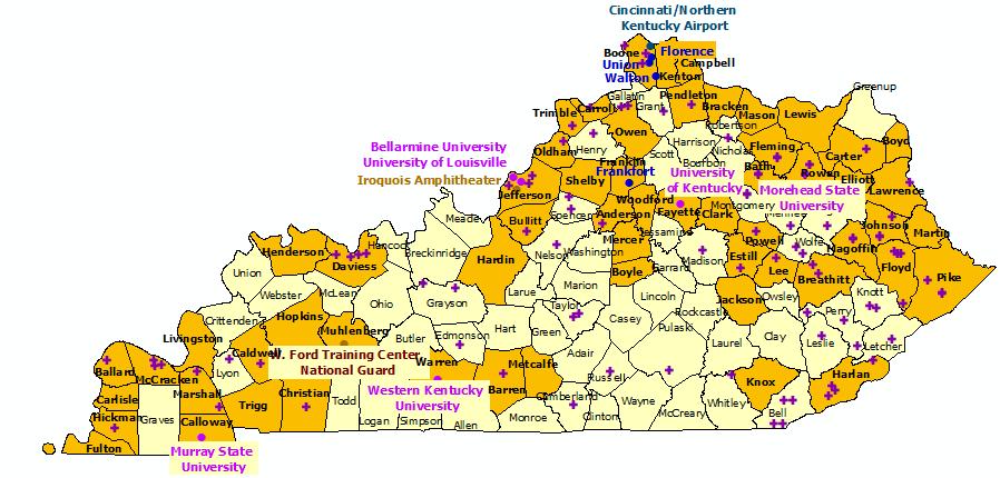 StormReady® in Kentucky