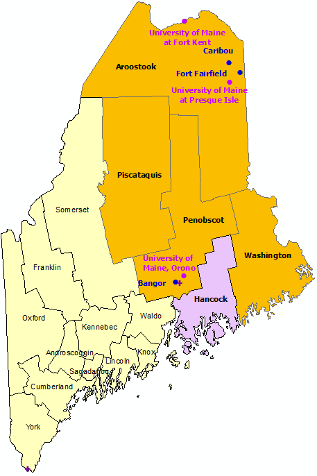 Stormready And Tsunamiready In Maine