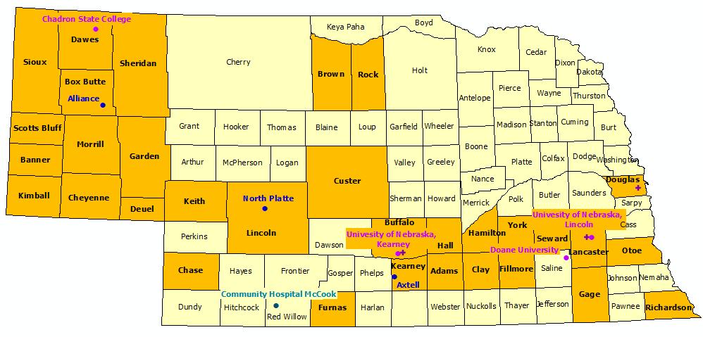Stormready 174 In Nebraska