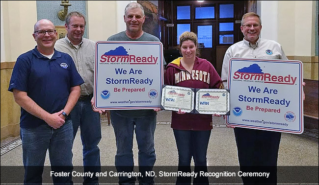 Stormready Tsunamiready Recognition Events In 2017