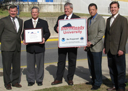 stormready/tsunamiready recognition events in 2011
