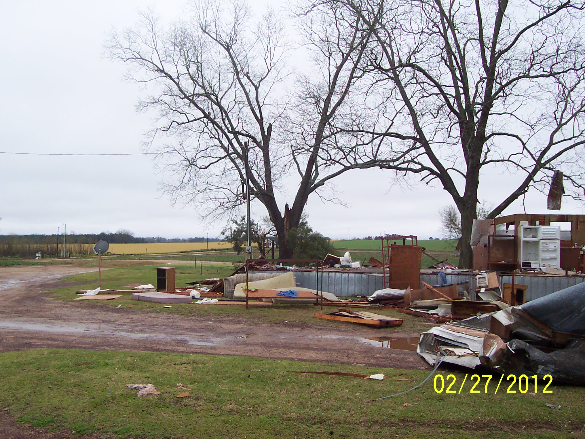 Severe Weather Of February 24 2012