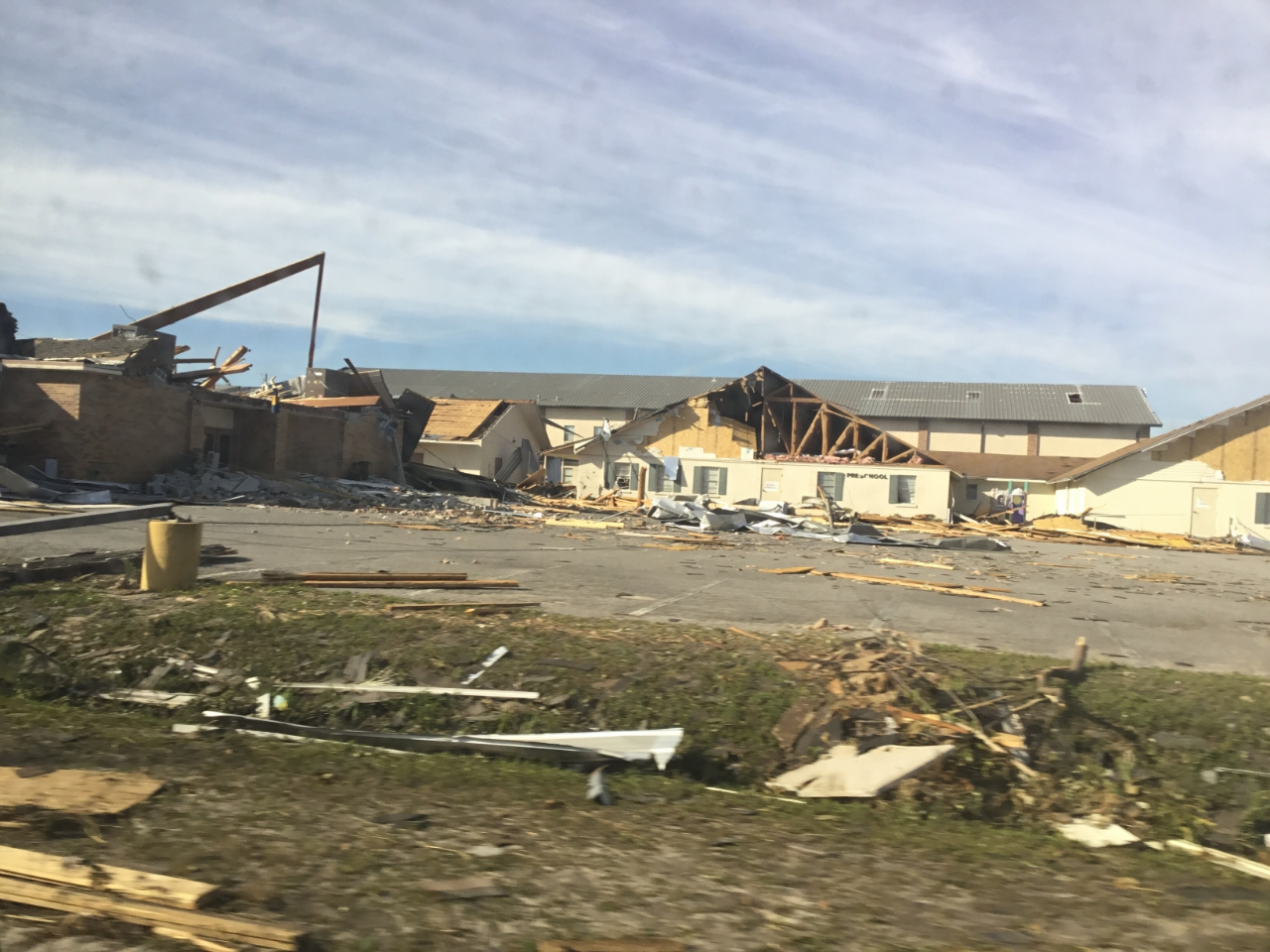 Damage in Callaway