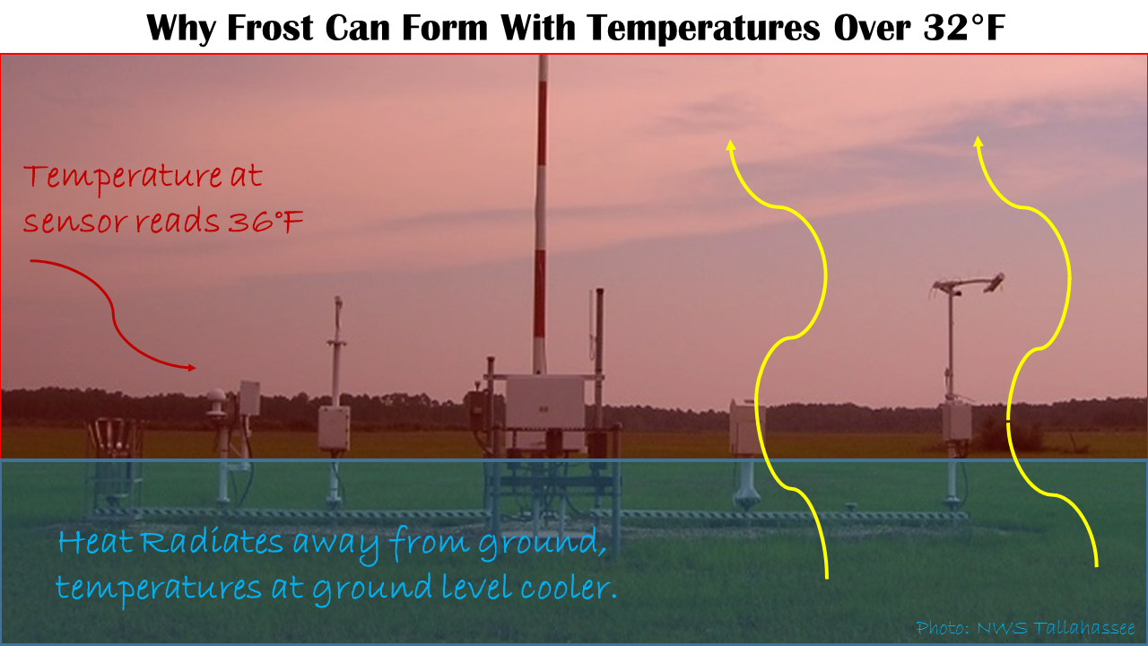 Diagram Of Tornado Formation | Frost And Freeze Information For The Nws Tallahassee Area