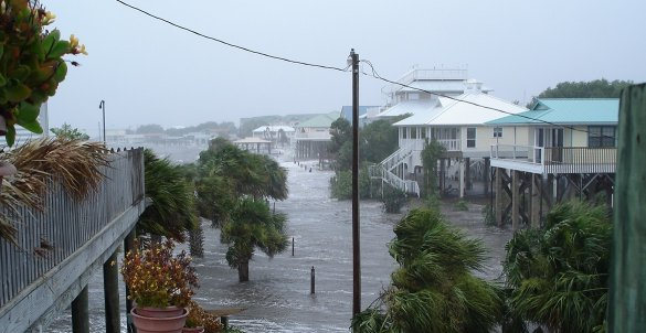 Tropical Storm Alberto 2006