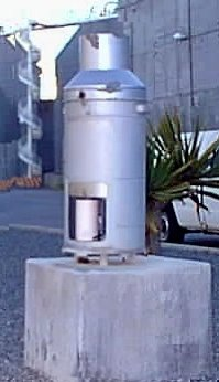 Picture of a Universal Rain Gauge