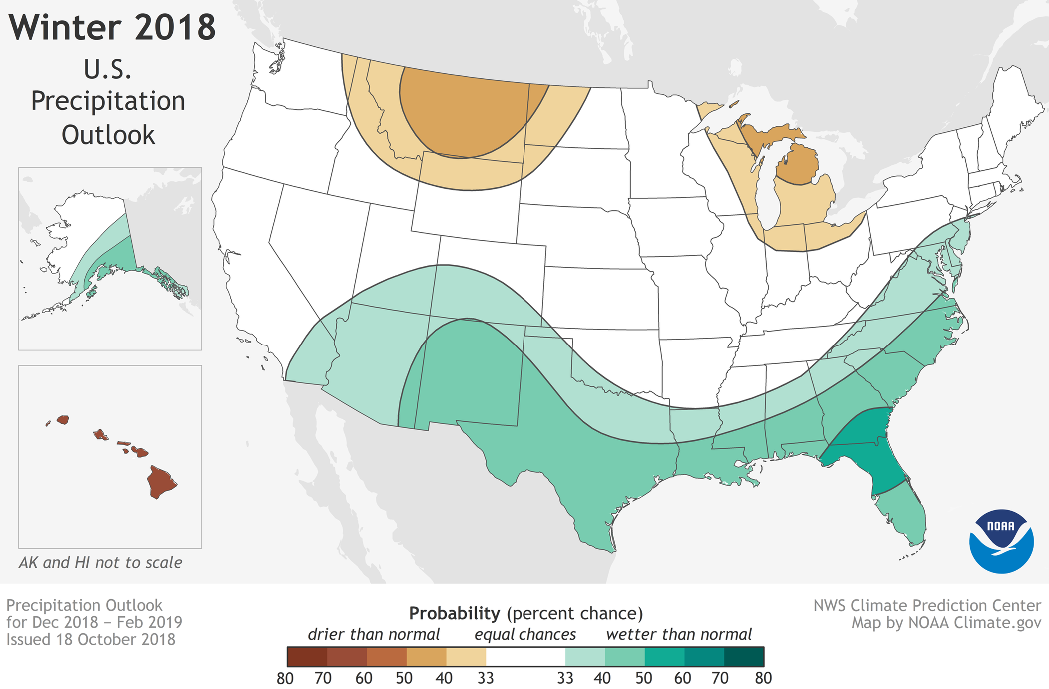 Climate Map Of Florida.Winter Outlook For West Central And Southwest Florida