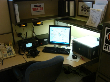 WX4TOR Amateur Radio Station
