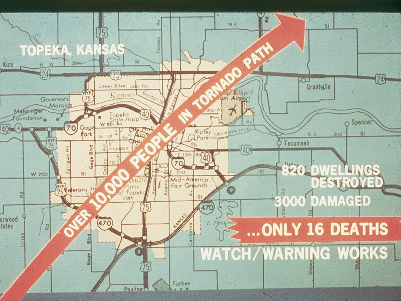 1966 Topeka tornado