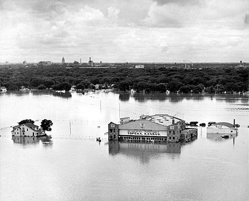 Flood Of  Kansas City