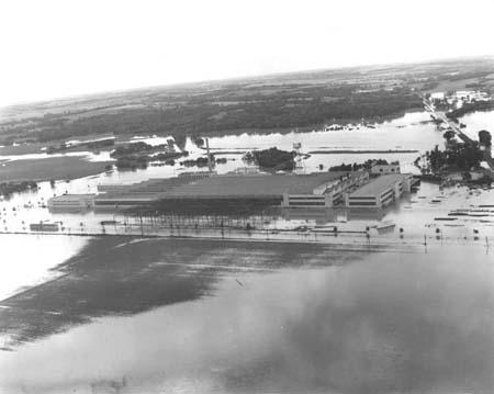 The Flood Of 1951 In Northeast Kansas Nws Topeka Ks