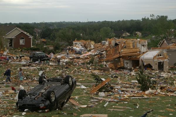 June 11 2008 Manhattan Tornado