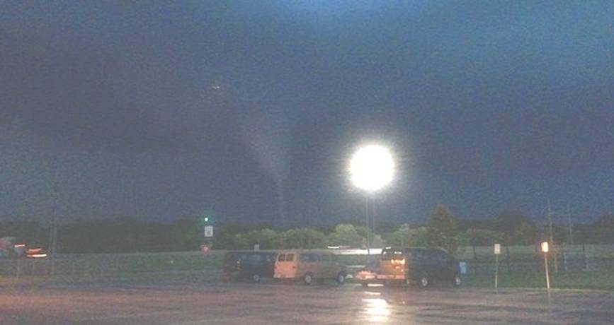 Reading And Quenemo Struck By Tornado May 21st 2011 Nws