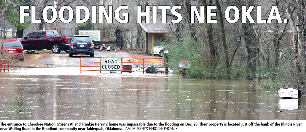 December 2015 Record and Major Flooding in Eastern Oklahoma