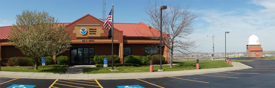 Rapid City National Weather Service Office 2015