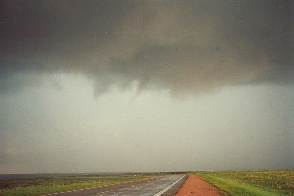 Funnel cloud 10 miles west of Edgemont, SD