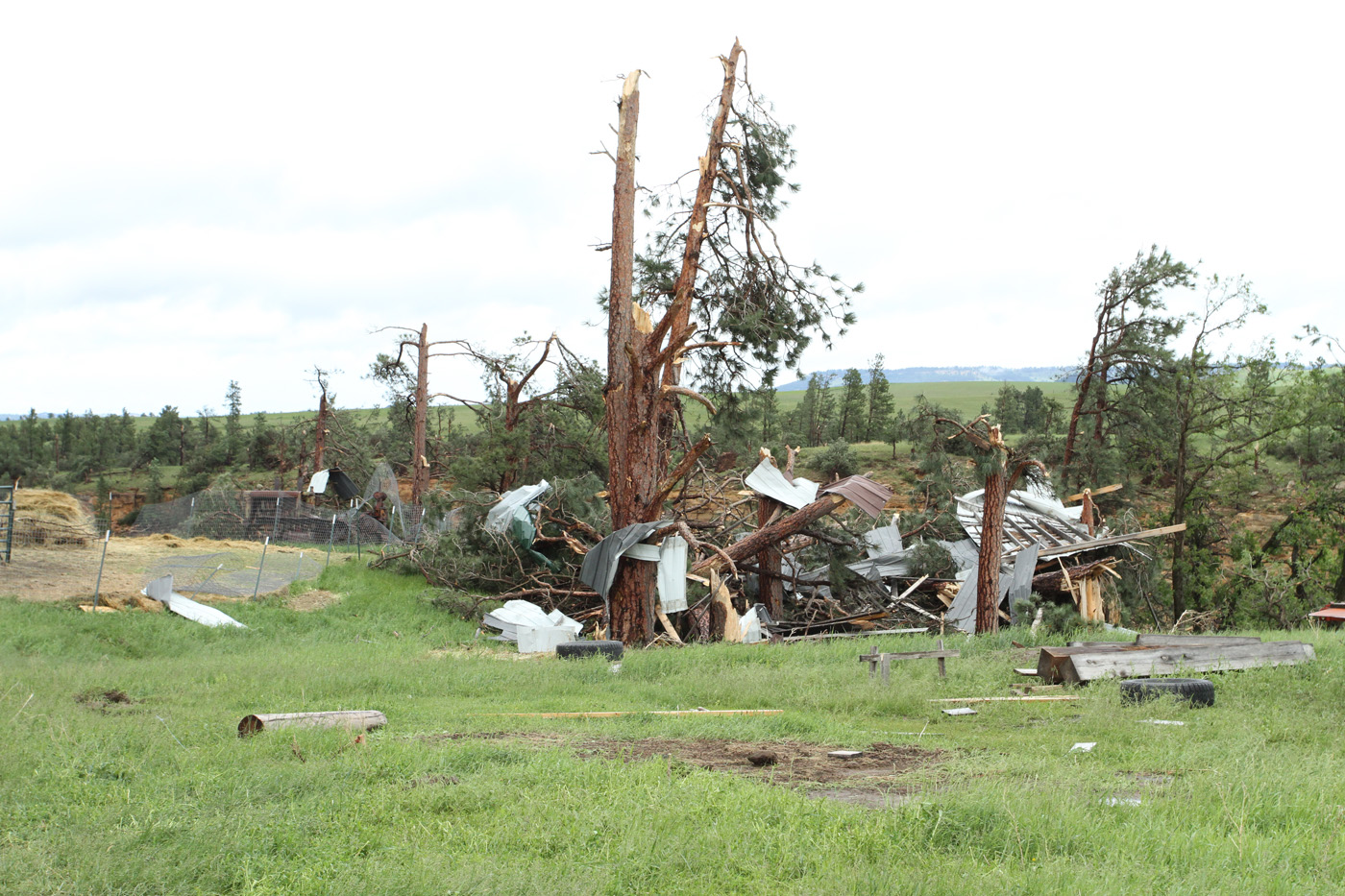 June 13 2014 Crook County Tornado