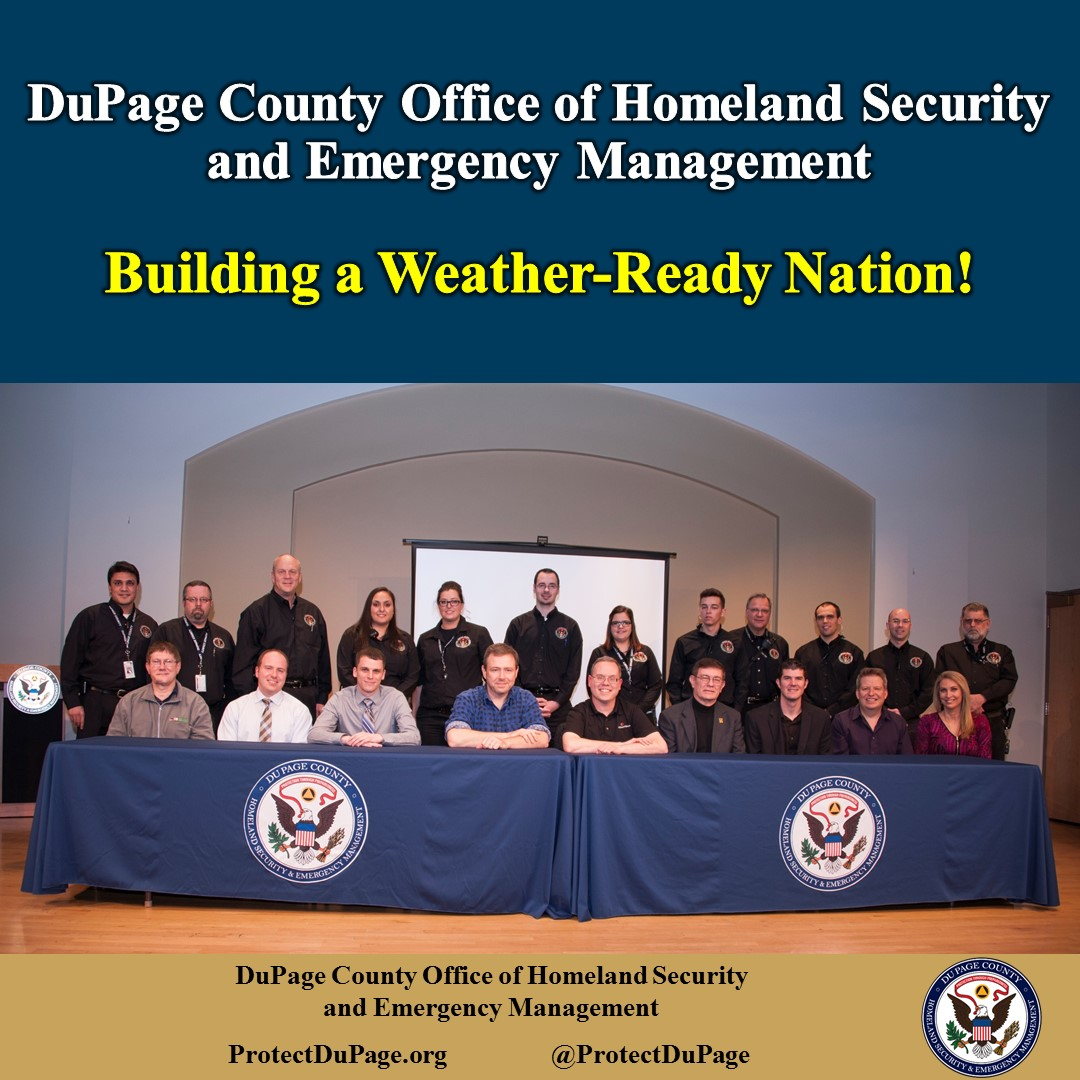 DuPage County Office of Homeland Security and Emergency Management