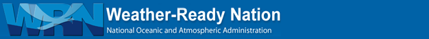 Weather Ready Nation banner