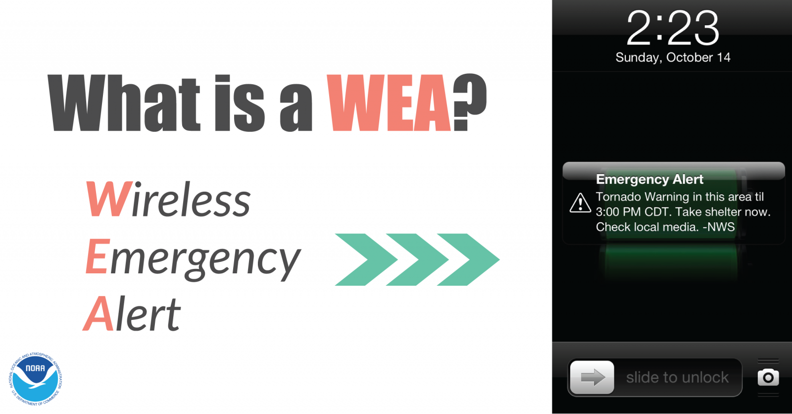 Wireless Emergency Alerts 2