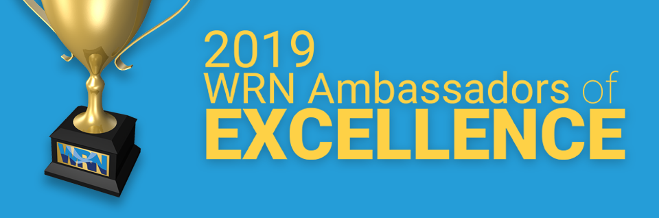 2019 WRN Ambassadors of Excellence