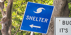 CDC: Going to a Public Disaster Shelter During the COVID-19 Pandemic