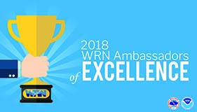 2018 WRN Ambassadors of Excellence