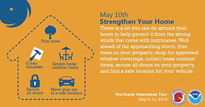 Strengthen Your Home May 10