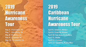 Hurricane Awareness Tour