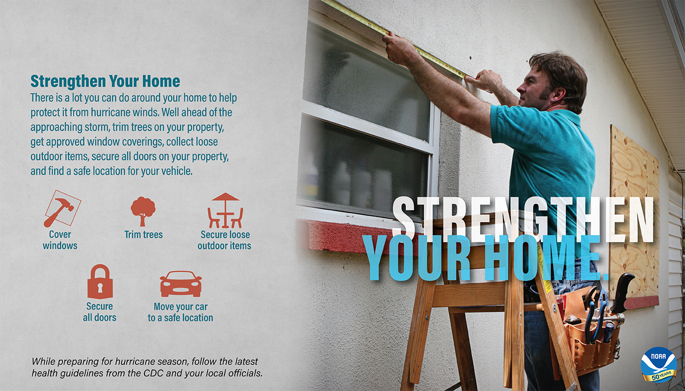 Strengthen Your Home May 9