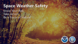 Fall Safety: Space Weather