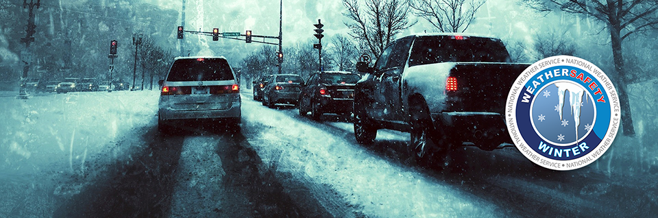 Are you prepared for winter driving? Visit our Winter Safety website!