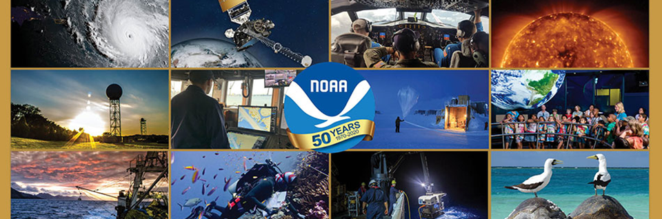 Celebrate NOAA's 50th Anniversary!