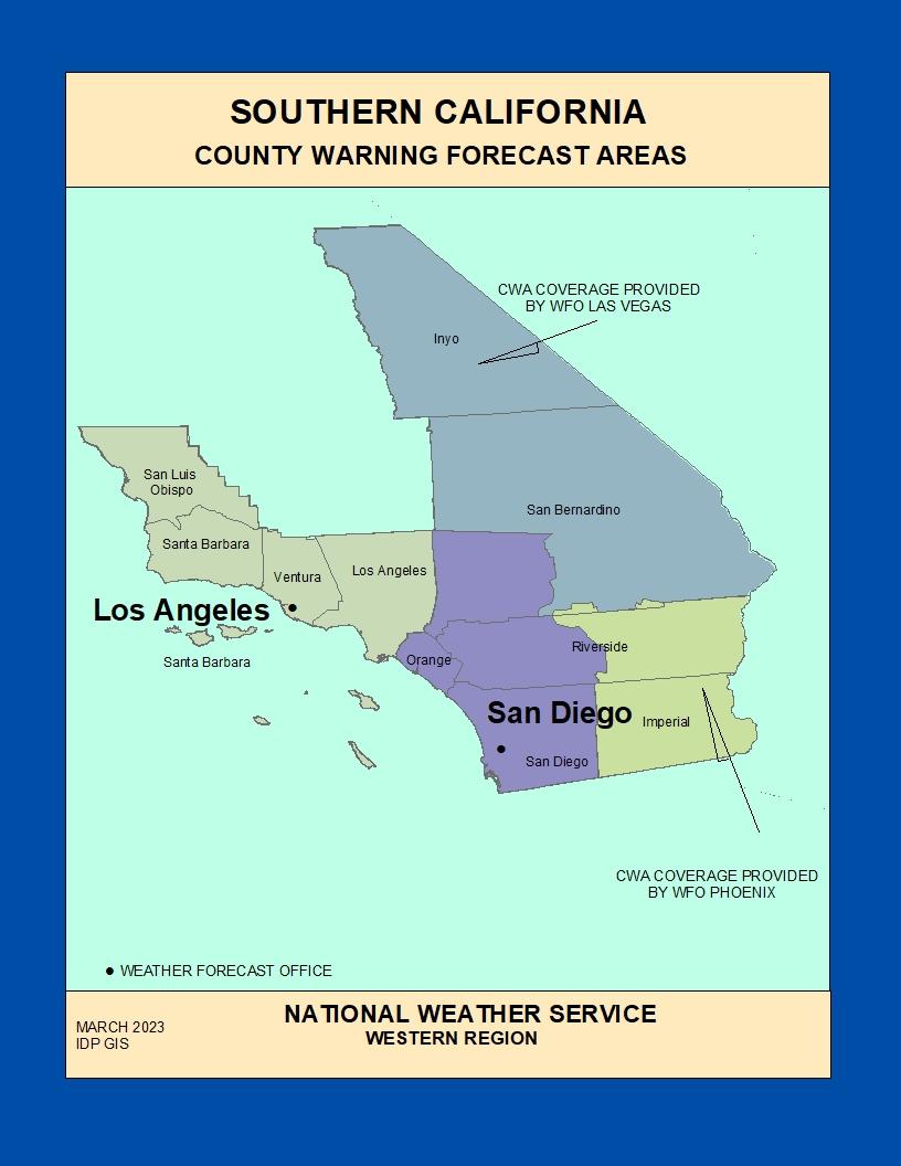 CFWA MAPS by state
