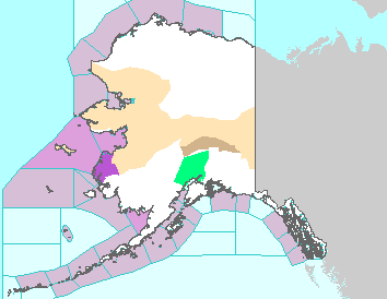 Watches, warnings, advisories and statements issued by the National Weather Service for Alaska.