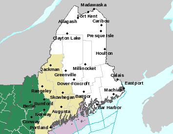 CAR Alerts Map