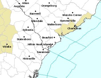 CHS Alerts Map