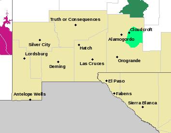 EPZ Alerts Map