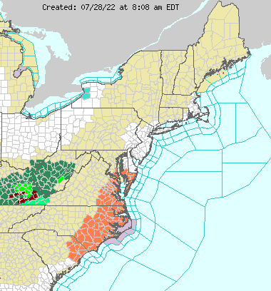 NWS WATCHES/WARNINGS