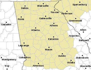 FFC Alerts Map