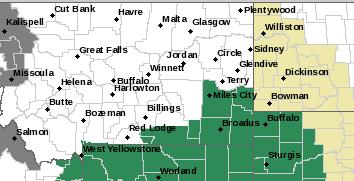 GGW Alerts Map