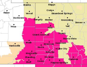 GJT Alerts Map