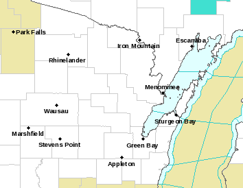 GRB Alerts Map